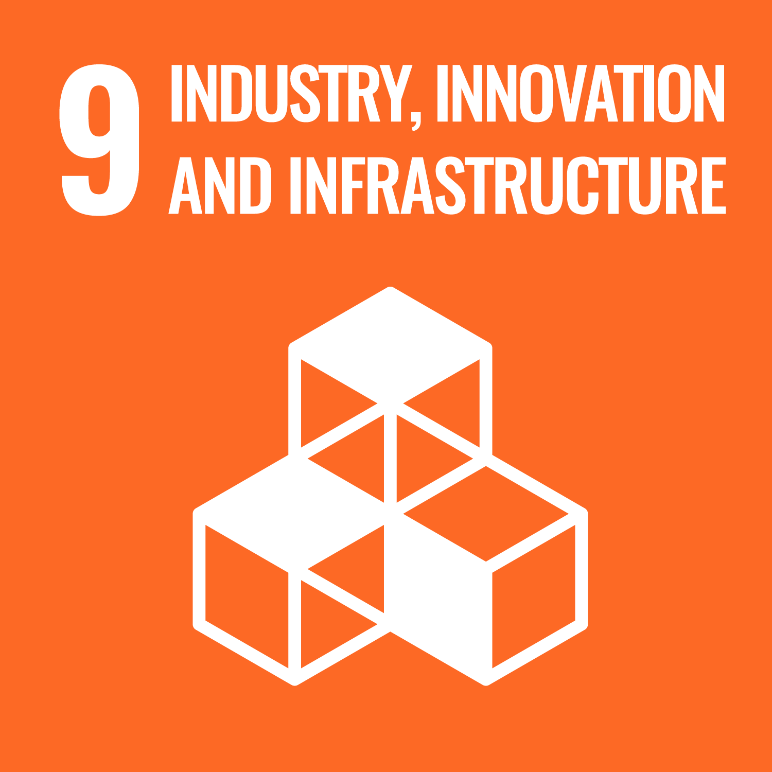 Build resilient infrastructure, promote inclusive and sustainable industrialization and foster innovation