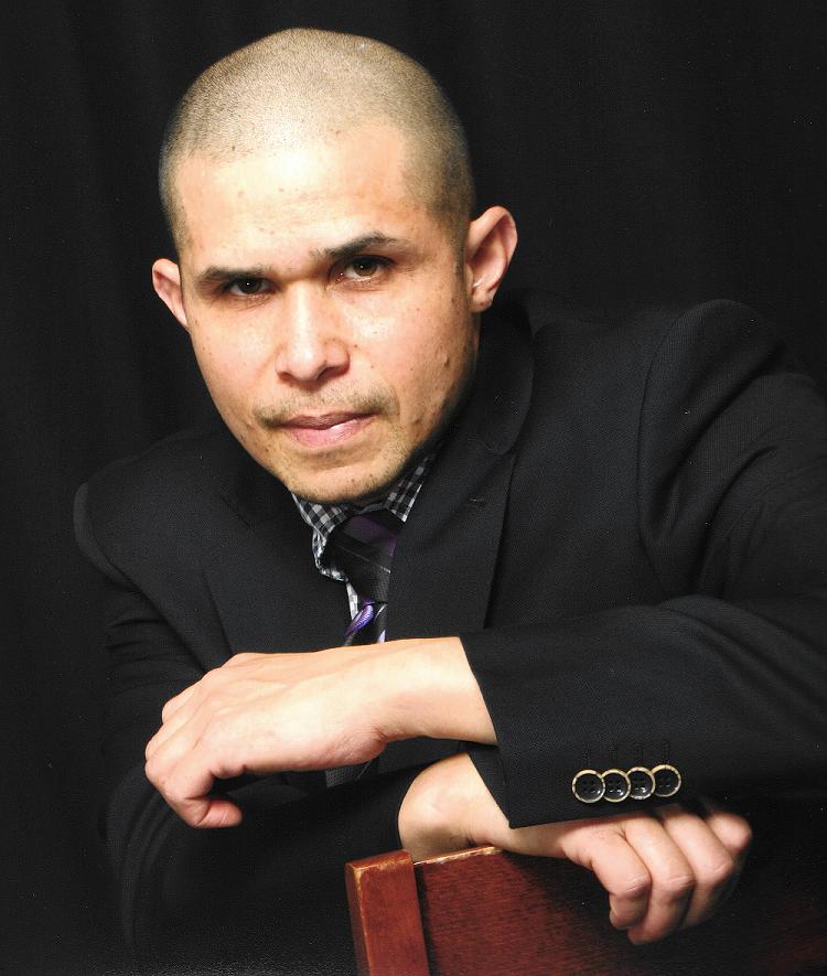 Author Oscar Rodriguez-Gonzalez